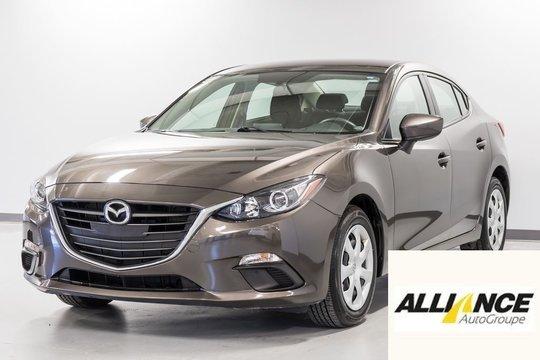 2016 Mazda Mazda3 GX A/C BLUETOOTH CAMÉRA DE RECUL