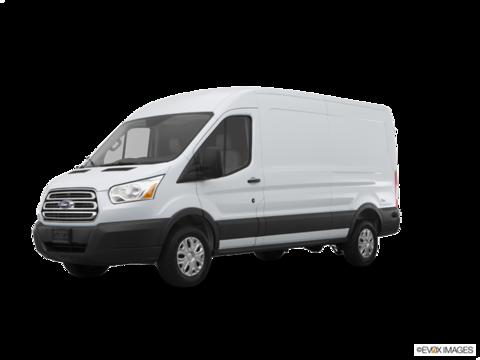 2015 Ford TRANSIT FOURGON TOURISME XLT
