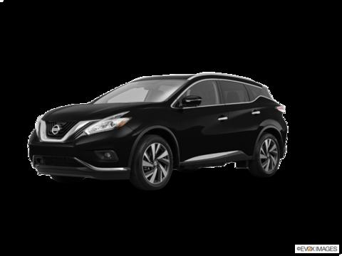 Nissan Murano AWD PLATINUM 2017