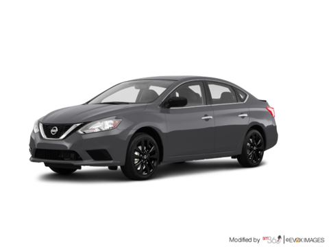 Nissan Sentra MIDNIGHT EDITION 2018