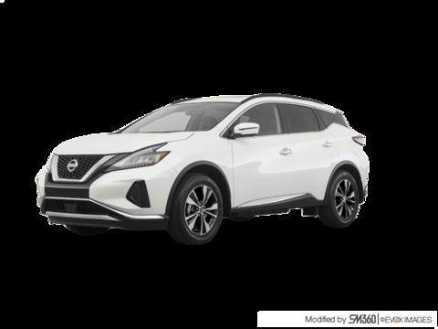 Nissan Murano AWD SV 2019