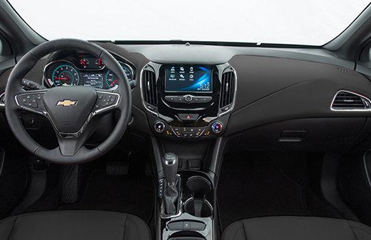 New 2017 Chevrolet Cruze Hatchback LT near Ancaster   John ...
