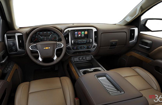 New 2017 Chevrolet Silverado 1500 Ltz Near Ancaster John Bear Hamilton