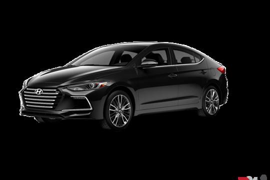 <span>Hyundai</span> Elantra Sport  2017