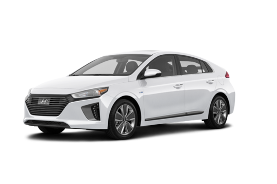 <span>Hyundai</span> IONIQ LIMITED/TECH 2017