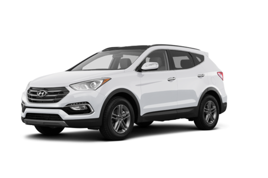 <span>Hyundai</span> Santa Fe Sport 2.4 L SE 2017