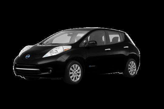 2017 Nissan Leaf S
