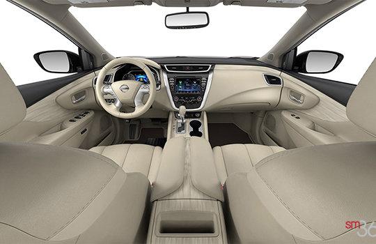 New 2017 Nissan Murano Sl At Saint John Nissan
