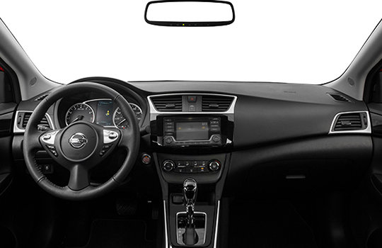 Nissan Sentra Sv 2017 D S 21 758 Coupal Brassard Nissan