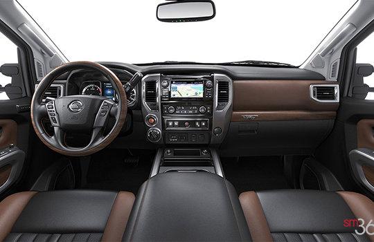 Nissan Titan XD Diesel PLATINE 2017