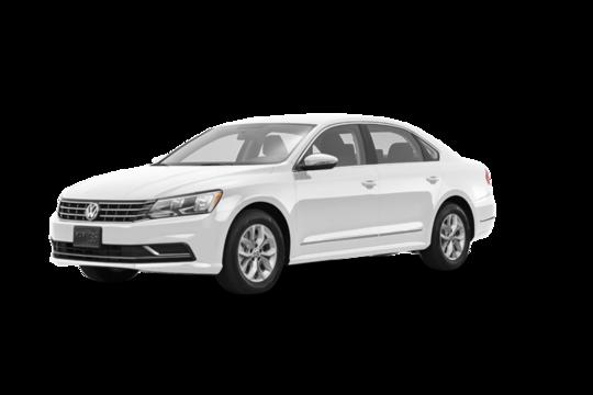 2017 Volkswagen Passat TRENDLINE +