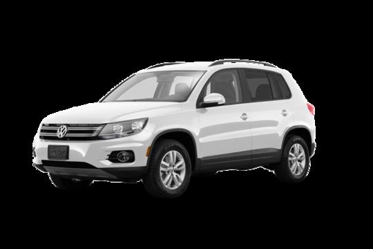 2017 Volkswagen Tiguan TRENDLINE