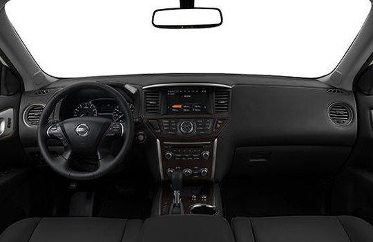 2018 Nissan Pathfinder PLATINUM