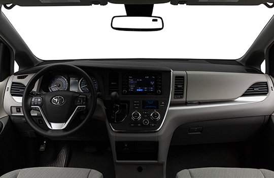 SE AWD 7-PASS