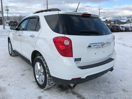 Chevrolet Equinox 2 LT 2015 AWD (2/17)