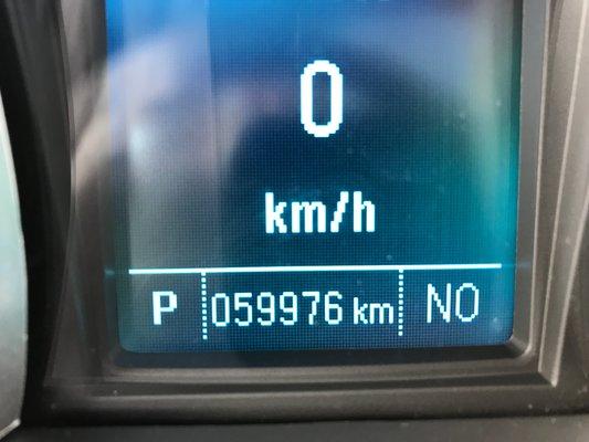 Chevrolet Equinox 2 LT 2015 AWD (17/17)