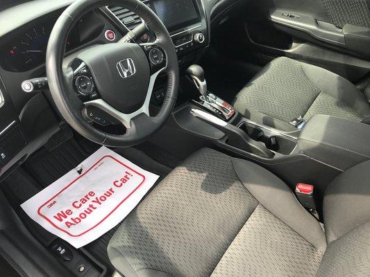 Honda Civic Sedan EX 2014 TOIT OUVRANT (7/15)