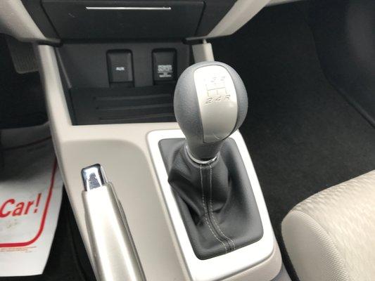 Honda Civic Sedan DX 2015 BAS KM (11/13)