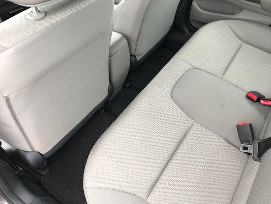 Honda Civic Sedan DX 2015 BAS KM (9/13)