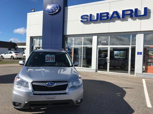 Subaru Forester I Convenience 2016 awd (5/14)
