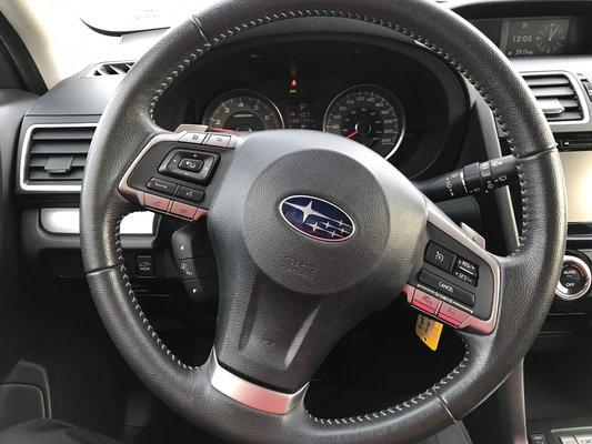 Subaru Forester XT Touring 2016 AWD (15/17)