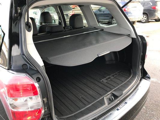 Subaru Forester XT Touring 2016 AWD (11/17)