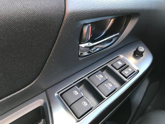 Subaru WRX SPORT 2017 AWD (10/15)