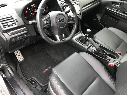 Subaru WRX Sport-tech 2018 AWD (7/16)