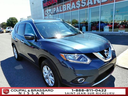2015 Nissan Rogue SV,MAGS,TOIT OUVRANT,BLUETOOTH