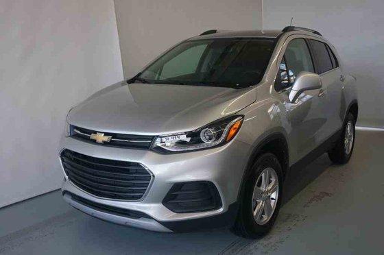 New 2017 Chevrolet Trax LT GAN - Silver Ice Metallic - $30695.0 ...