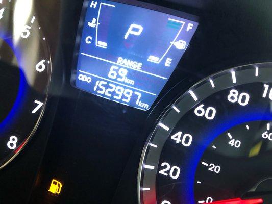 2013 Hyundai Accent GL (9/9)