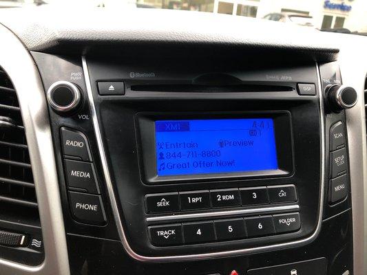 2013 Hyundai Elantra GT SE (9/10)