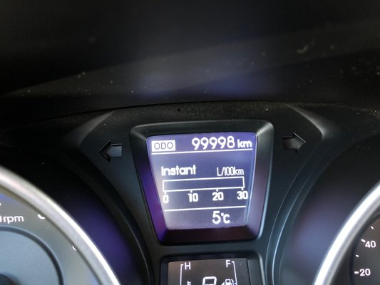 2014 Hyundai Elantra GT GLS (8/9)