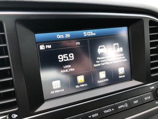 2017 Hyundai Elantra GL (7/11)