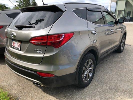 2014 Hyundai Santa Fe Sport Premium AWD (2/12)