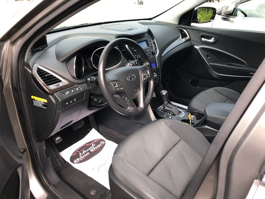 2014 Hyundai Santa Fe Sport Premium AWD 2.0T (8/16)
