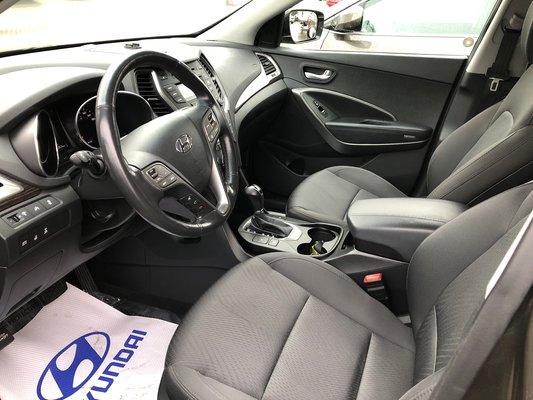 2014 Hyundai Santa Fe Sport Premium 2.0T (4/12)