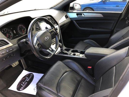 2015 Hyundai Sonata 2.0Turbo Limited (4/15)