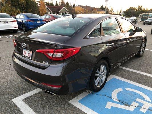 2015 Hyundai Sonata GLS (11/14)