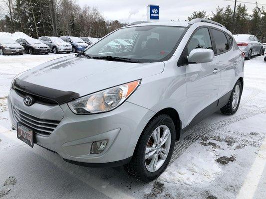 2011 Hyundai Tucson GLS (1/6)