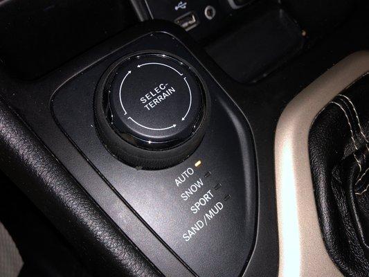 2014 Jeep Cherokee Limited (10/14)