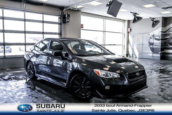 2017 Subaru WRX WRX