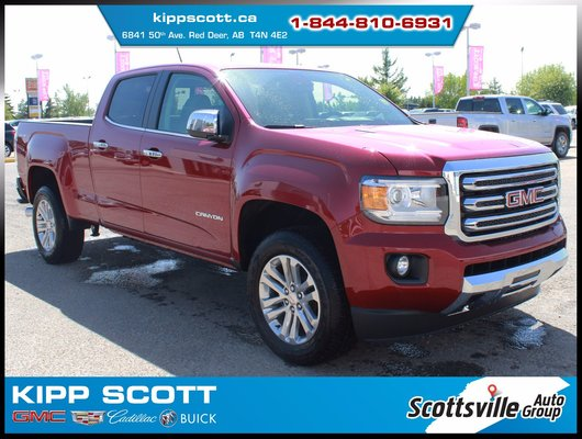 2017 GMC Canyon 4WD SLT