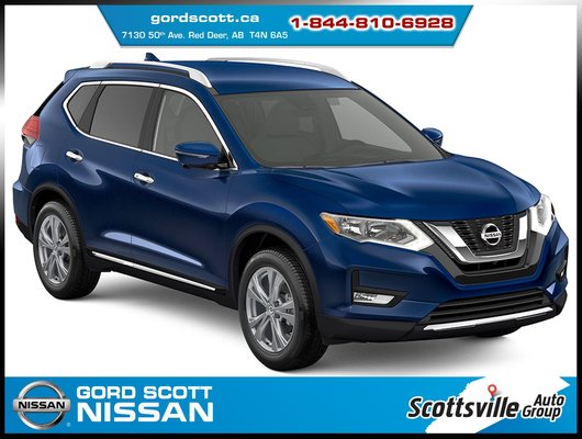 2018 Nissan Rogue SV AWD Moonroof & Technology Package