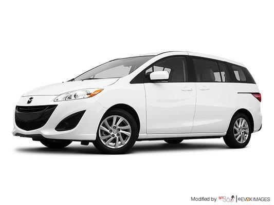 Mazda <span>5 2012 GS</span>