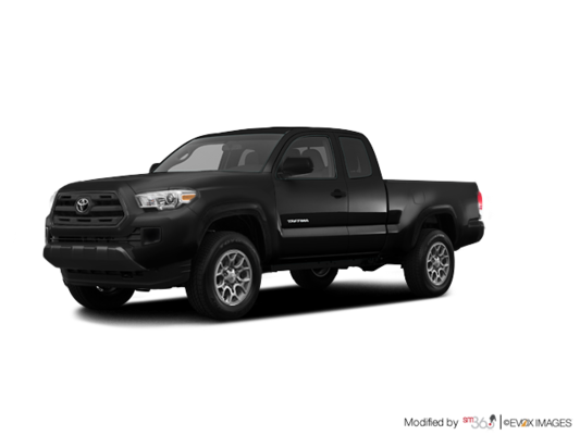 new 2016 toyota tacoma 4x2 access cab for sale in pincourt. Black Bedroom Furniture Sets. Home Design Ideas