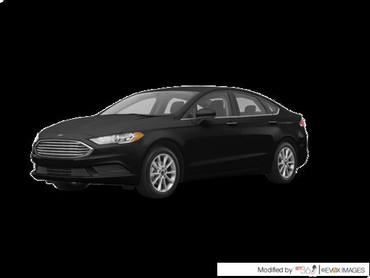 2017 Ford Fusion FUSION SE