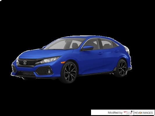 2017 Honda Civic Hatchback SPORT HS