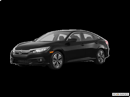 2017 Honda Civic Sedan EX-T-HS