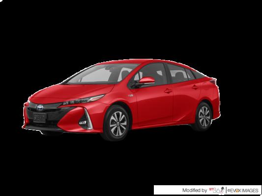 2017 Toyota PRIUS PRIME TECHNOLOGIE